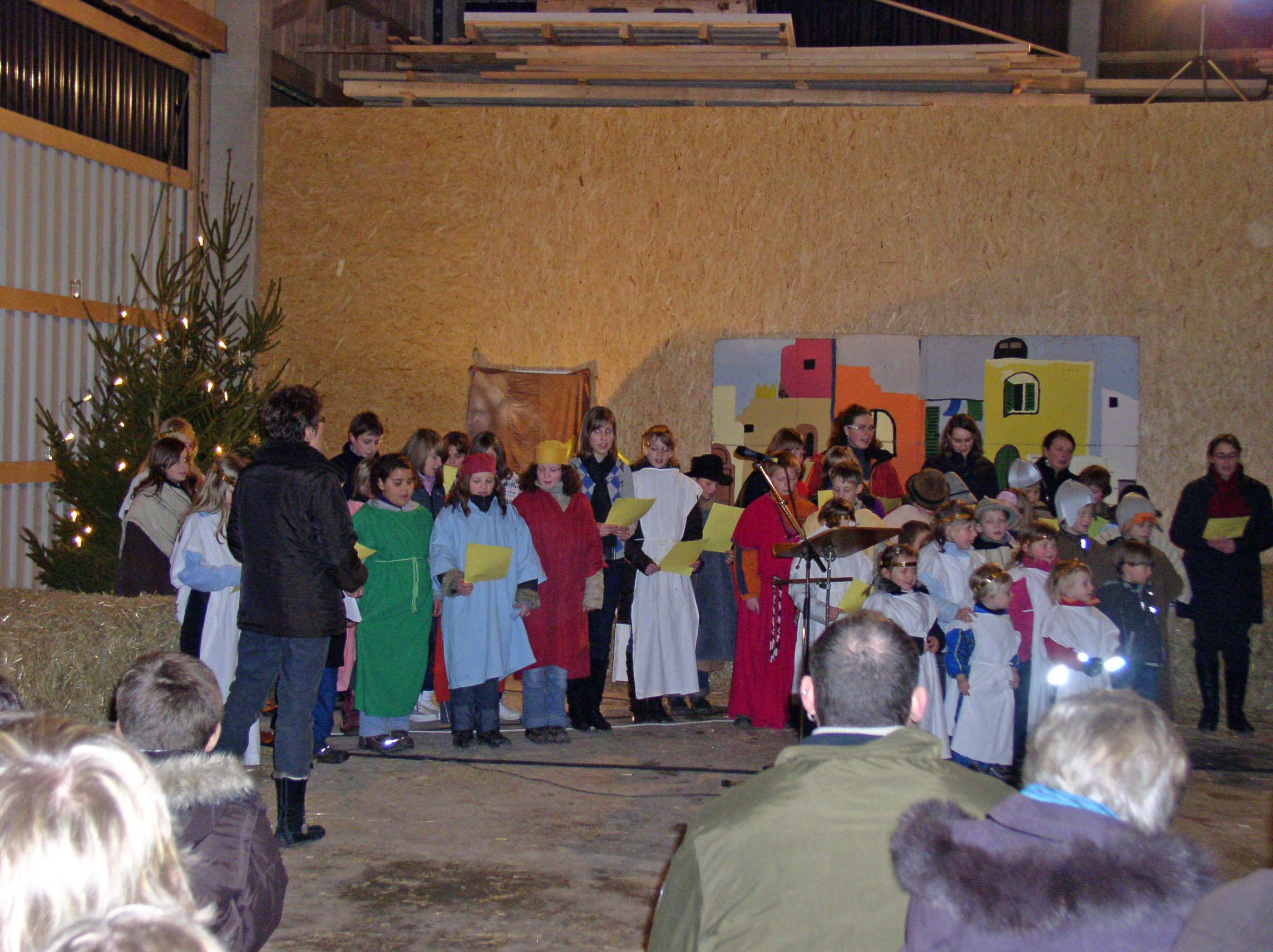 weihnachtsfeier 2008 evangelische kirchengemeinde bergfelden. Black Bedroom Furniture Sets. Home Design Ideas
